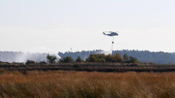Bundeswehr prüft auf radioaktive Strahlung