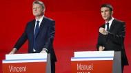 Sozialisten bestimmen Präsidentschaftskandidaten