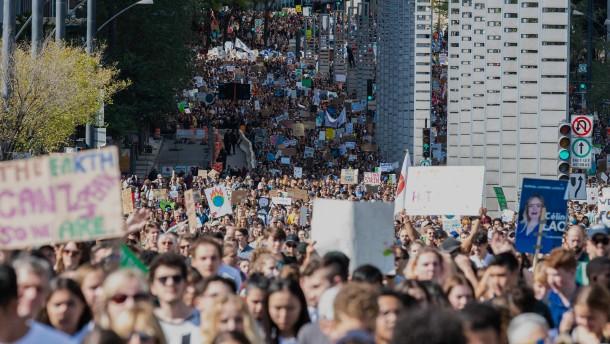 Hunderttausende demonstrieren weltweit