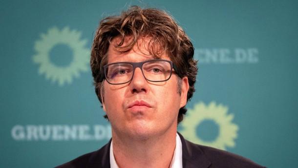 Kellner gesteht Fehler im Wahlkampf der Grünen ein