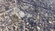 Video soll zerstörte Al-Nuri Moschee zeigen