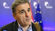 Der griechische Finanzminister Euklid Tsakalotos hat einen Durchbruch bei den Verhandlungen mit der EU verkündet.