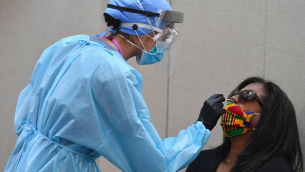 Amerikanische Gesundheitsbehörde weicht Corona-Test-Richtlinien auf
