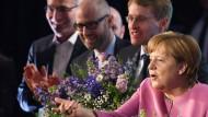 CDU gibt sich in Schleswig-Holstein siegessicher