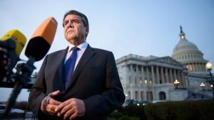Gabriel will deutsche Amerika-Politik völlig neu ausrichten