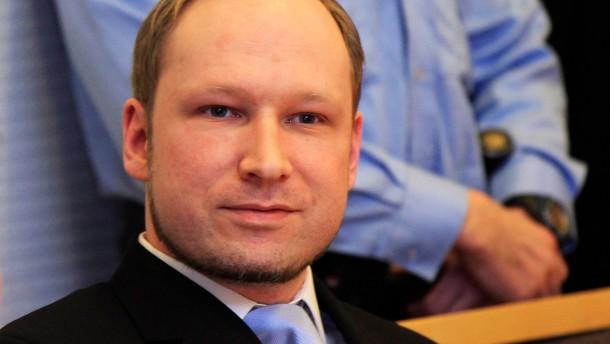 Custody hearing for confessed terrorist Anders Behring Breivik in