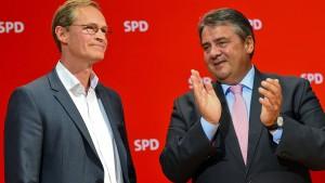 SPD bleibt in Berlin stärkste Kraft, Mehrheit für Rot-Grün-Rot