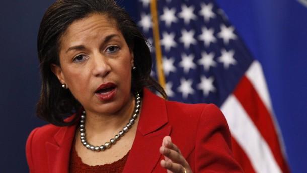 Susan Rice zur Sicherheitsberaterin ernannt