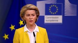 Corona lässt EU-Skepsis wachsen