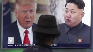 """""""Mein Atomknopf ist größer"""""""