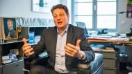 Hat viel vor: Claudio Montanini freut sich auf ein ereignisreiches Jahr mit dem Marketingclub Frankfurt.