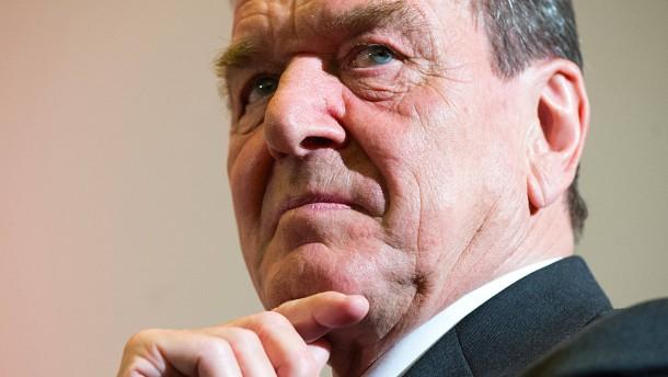Schröder und Köhler sollten kasachischen Despoten beraten