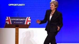 May: Können EU auch ohne Vereinbarung verlassen