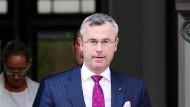 Über Umwege zum neuen FPÖ-Chef: Norbert Hofer