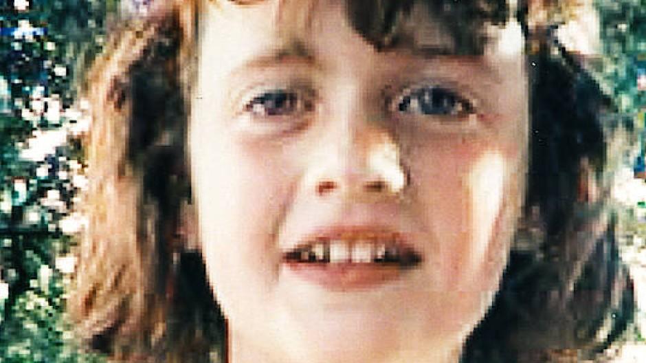Vermisst: Mit dem damals aktuellen Foto suchte die Polizei 1996 nach Annika Seidel.