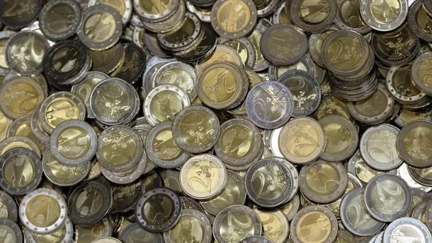 Steuereinnahmen steigen um fast sieben Milliarden Euro