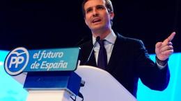 Generationswechsel bei den spanischen Konservativen