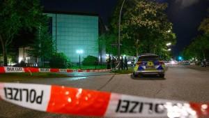 Attentäter von Hamburg in Psychiatrie untergebracht
