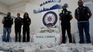 Heroin im Wert von 50 Millionen Dollar beschlagnahmt