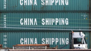 China kündigt Anti-Dumping-Zölle an