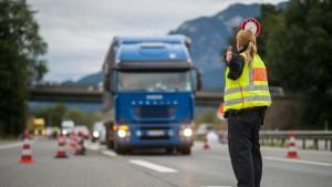 Die Wiener Grenzsperrungsrhetorik