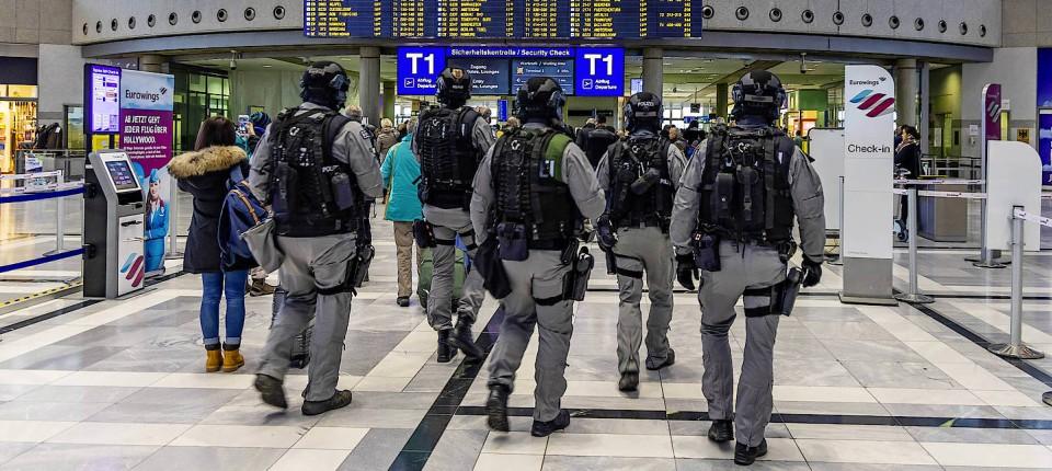 Terrorverdacht In Stuttgart Falscher Alarm