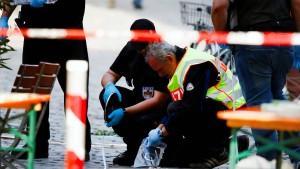 Attentäter von Würzburg und Ansbach holten sich Rat beim IS