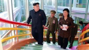 Kim Jong-un soll eine Zyste entfernt worden sein