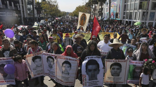 Drogenbaron soll mit Entführung von 43 Studenten zu tun haben