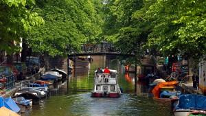 18 Millionen Touristen überfordern Amsterdam