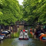 Die vielen Besucher Amsterdams überfordern die Stadt.