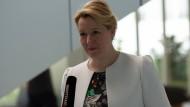 SPD-Politikerin Franziska Giffey