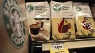 Nestlé übernimmt von Starbucks das Handelsgeschäft