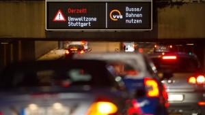 Stuttgart ruft erstmals Feinstaubalarm aus