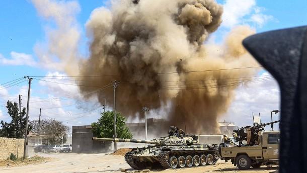 Der unheilvolle Sog von Tripolis