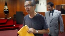Fujimori muss abermals vor Gericht