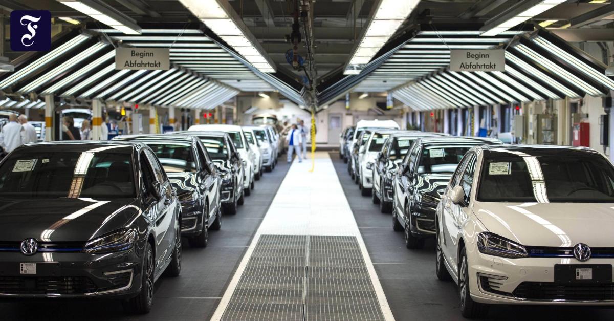 Volkswagen Aktienkurs Aktuell
