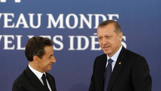 Ankara droht Paris wegen seiner Armenien-Politik