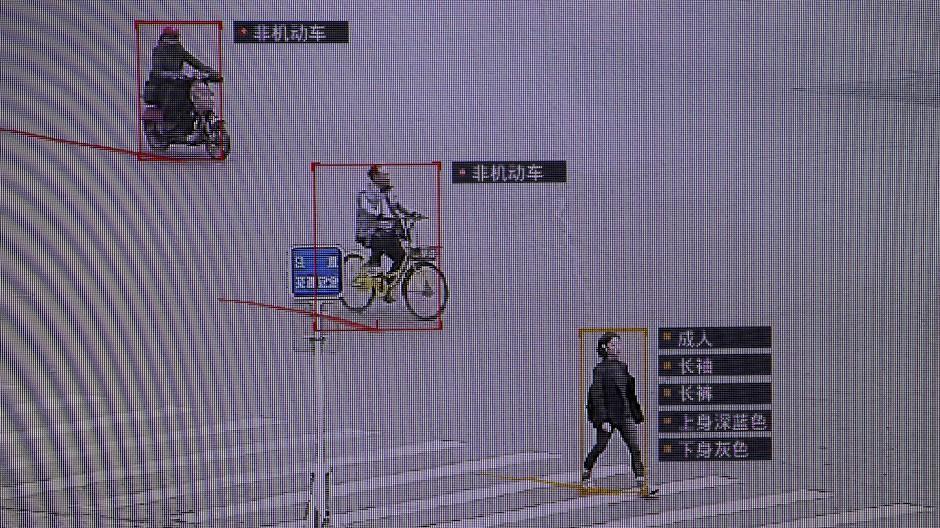 """""""Nicht motorisierte Fahrzeuge"""", """"Erwachsene, lange Hose"""": Profiling des chinesischen Unternehmens SenseTime, des teuersten Künstliche-Intelligenz-Start-ups der Welt."""