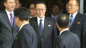 Pjöngjangs Mann für Südkorea stirbt bei Autounfall