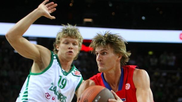 NBA-Stars als Attraktion der Europaliga