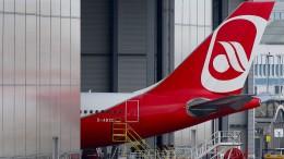 Air Berlin streitet mit Etihad um Milliarden-Summe