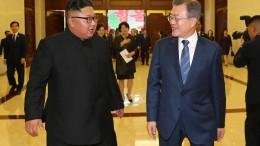 Nordkorea zu Abbau von Raketenanlagen bereit