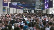 Großer Besucheransturm bei der Gamescom