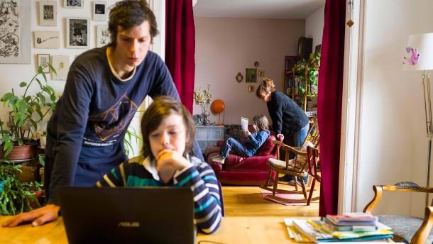 Wie die Krise Familien verändert