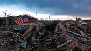 Ein Tornado kann innerhalb von zehn Minuten entstehen