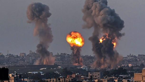 Die Gewalt im Nahen Osten eskaliert weiter