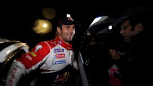 Vorbei an Schumacher und Rossi