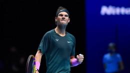 Nadal erreicht Halbfinale in London