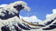 """Die perfekte Welle: Keiichi Haras """"Miss Hokusai"""" ist heute und morgen zu sehen"""